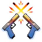 休闲射击游戏 双枪