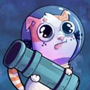 趣味IO闯关游戏 火箭猫快射
